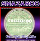 SNAZAROO PROFESSIONAL FACE PAINT SPARKLE PALE GREEN 18ML